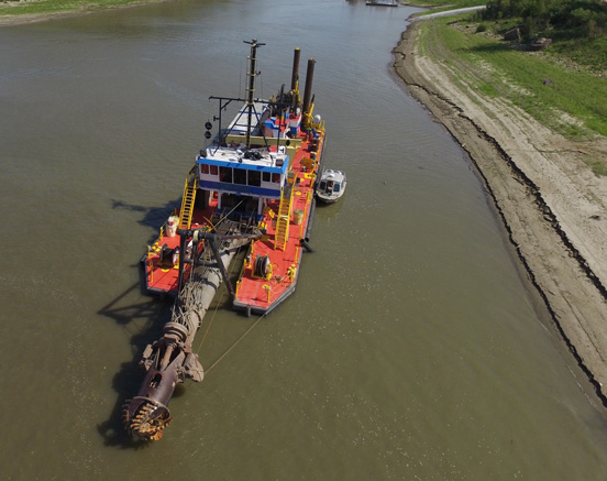 Inland Dredging Co