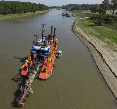 Integrity - Inland Dredging Co