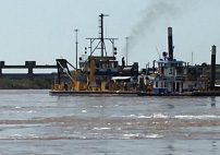 News from the Dredging Industry - Inland Dredging Co