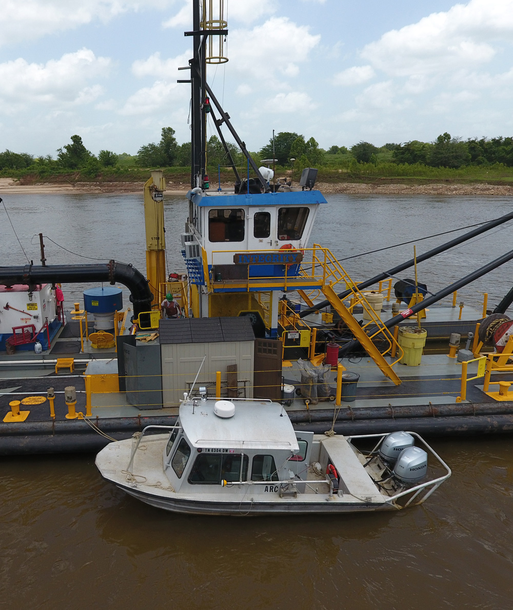 Safety at Inland Dredging Co